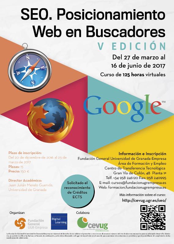 Curso SEO, Posicionamiento Web En Buscadores (5ª Edición)