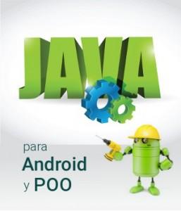 Cartel curso Java para Android y Programación Orientada a Objetos