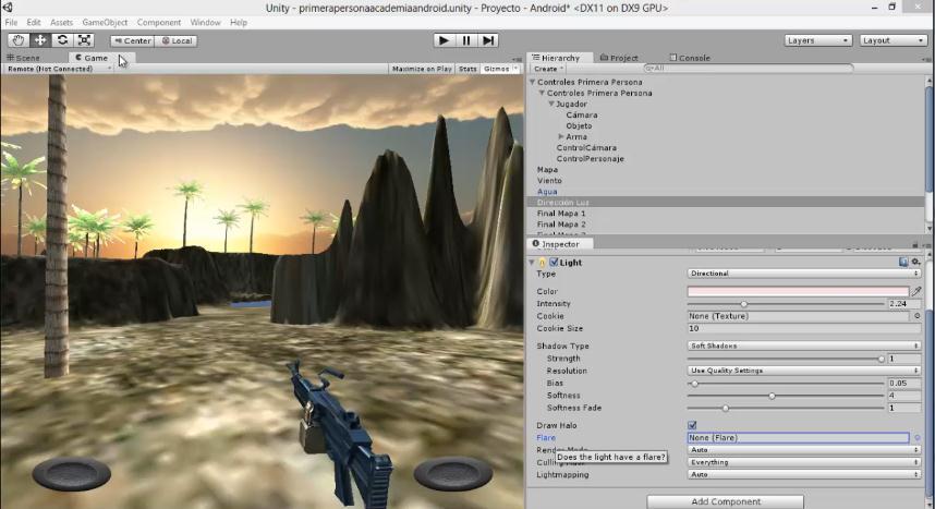 Creando Videojuego Con Unity 3D
