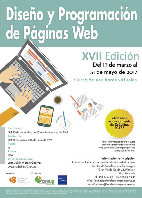 Curso Diseño Y Programación Web (17ª Edición)