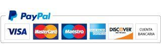Logo Paypal Tarjetas