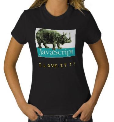 Camiseta Javascript
