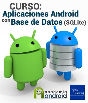 Cartel curso SQLite Android