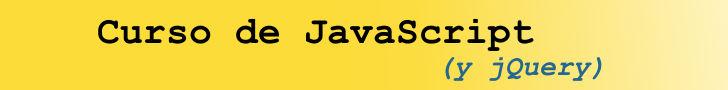 Curso de JavaScript (y jQuery)