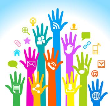 Usuarios comunidades online