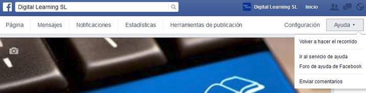 Acceso ayuda FB