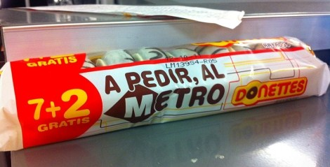 campaña donettes