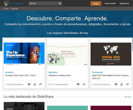 Web Slideshare