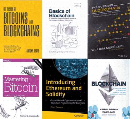 Libros Blockchain, Bitcoin, Ethereum